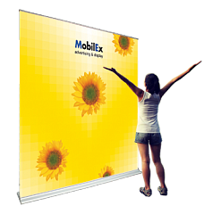 Стенд Roll Up Mobilex Roll Screen Max